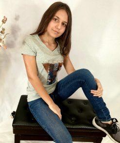 Guess Jeans-ТЕНИСКА