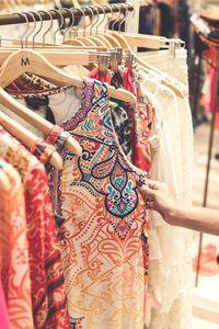 Дамски рокли 2 - цветни