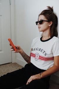 Дамски тениски 2 - ретро