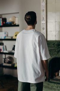 Мъжки тениски 1 - бяла