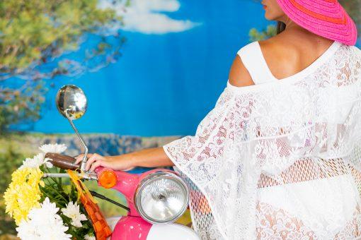 Дамска туника-плажно облекло -Liu Jo  RS Passion
