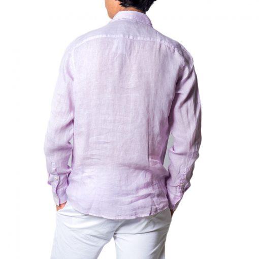 BRIAN BROME Мъжка ленена риза