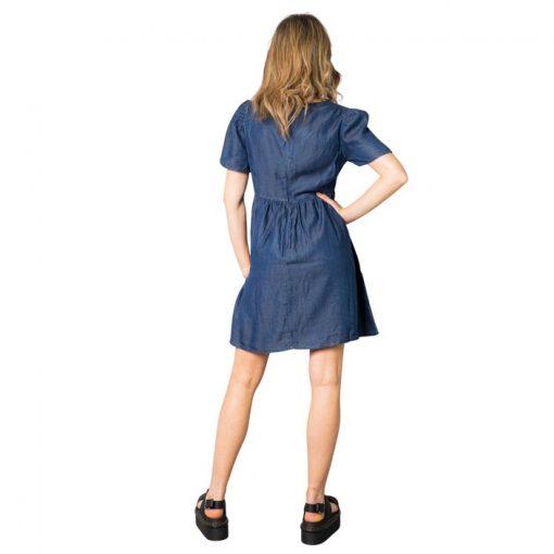 Only Дамска рокля коприна