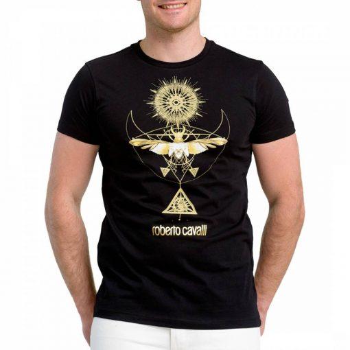 Roberto Cavalli мъжка тениска
