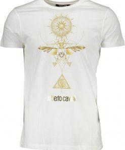 Roberto Cavalli маркова мъжка тениска